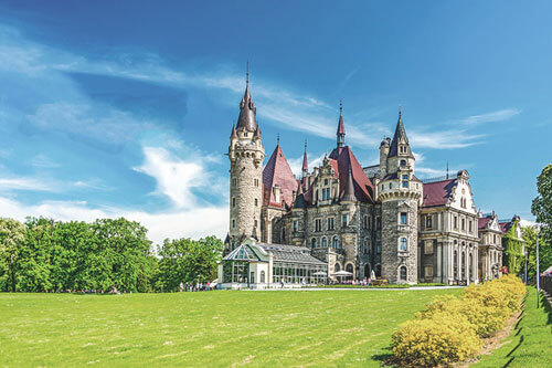 Location scouting Castle Burg exclusive