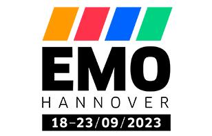 Messe Logo EMO 2013