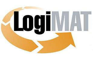 Messe Logo Logimat