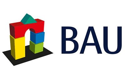 bau messe logo