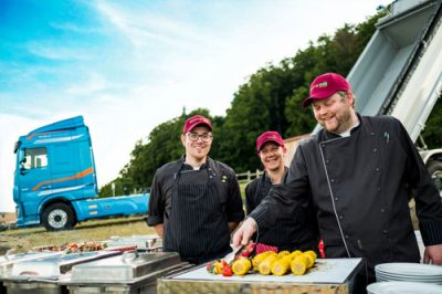 Cateringservice Grillen