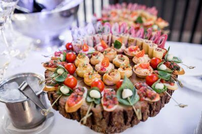 Cateringservice Kanapees odeuvre