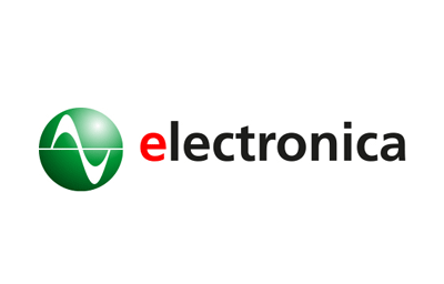 electronica Messe Logo