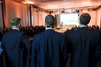 konferenzen impressionen