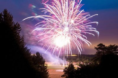 Fireworks framework programmes