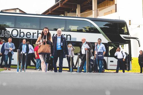 Transfer service Bus transfer