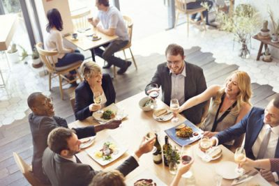Konferenzen Rahmenprogramme Abendessen