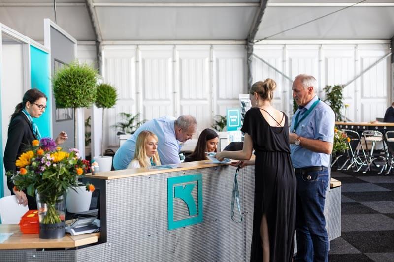Akkreditierung Hausmesse Kaltenbach Referenzbild