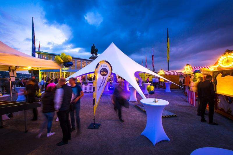 Veranstaltung Jahrmarkt Bomag
